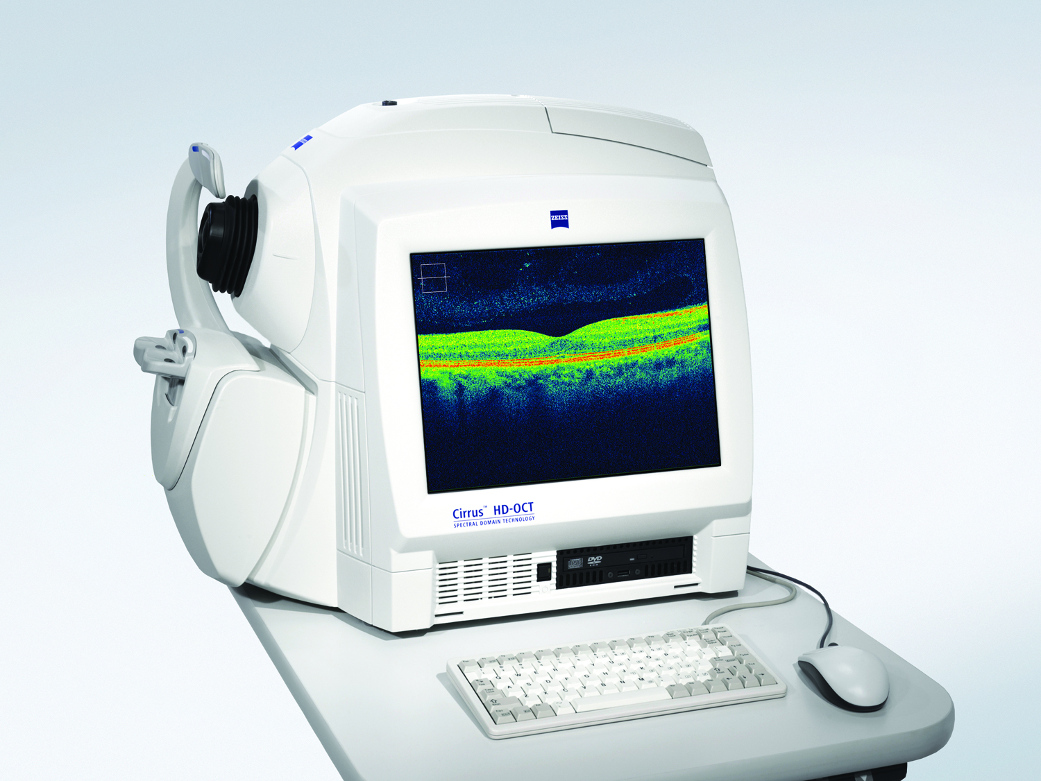 Zeiss Cirrus Hd Oct Model 400 Pre Owned Arris Medical
